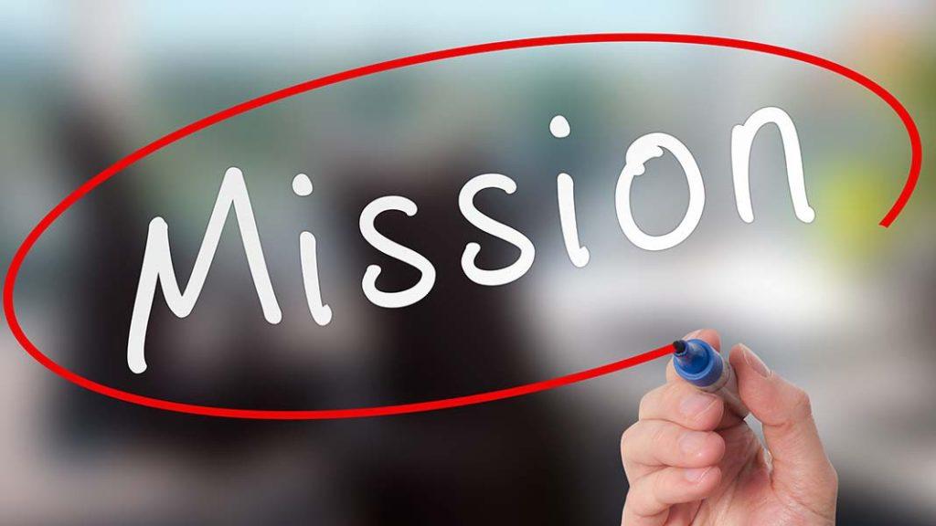 Ascii Formazione Mission